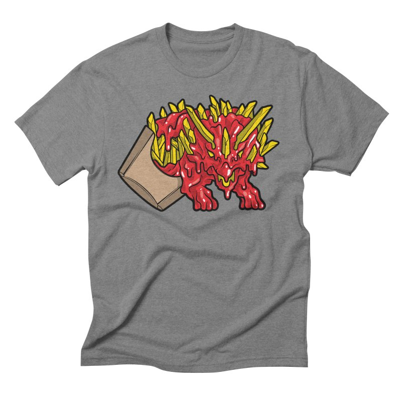 Fryceratops Men's Triblend T-Shirt by Anthony Petrie