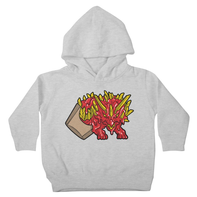 Fryceratops Kids Toddler Pullover Hoody by Anthony Petrie Print + Product Design