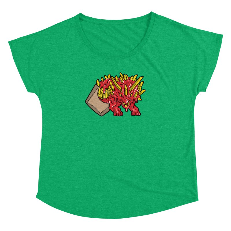 Fryceratops Women's Dolman by Anthony Petrie Print + Product Design