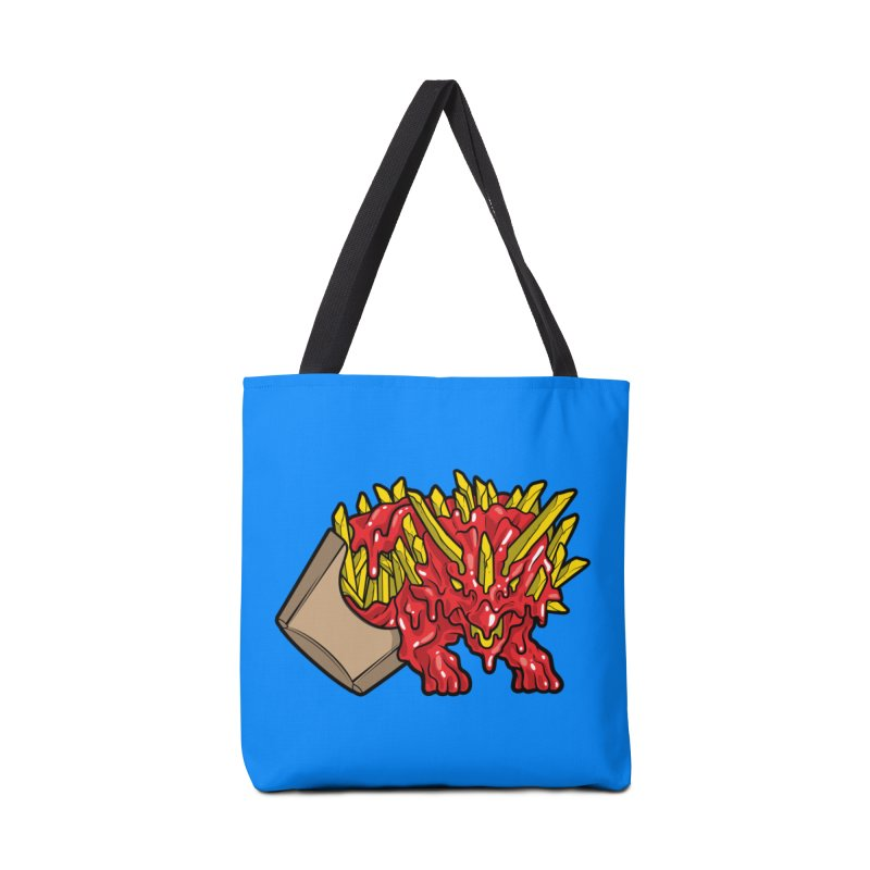 Fryceratops Accessories Bag by Anthony Petrie Print + Product Design