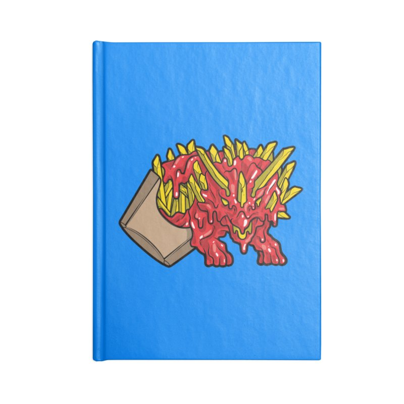 Fryceratops Accessories Lined Journal Notebook by Anthony Petrie Print + Product Design