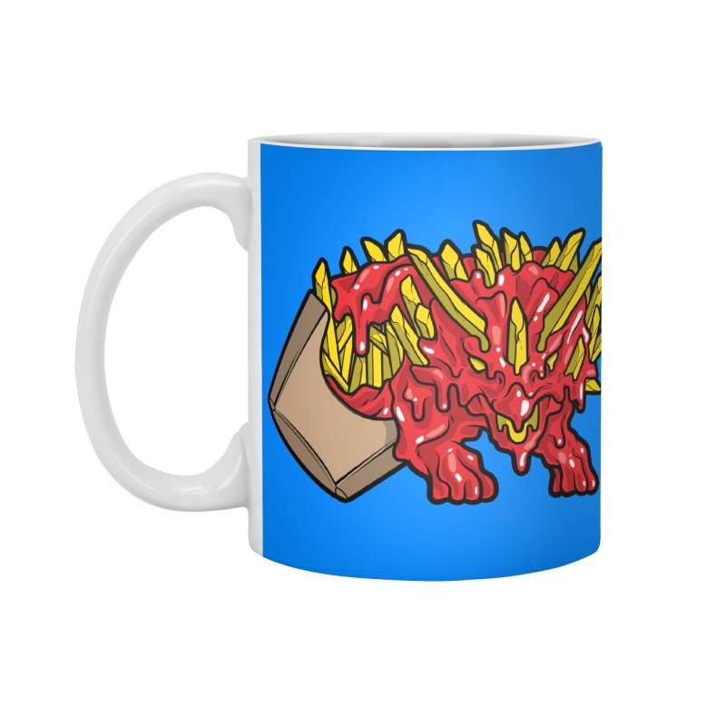 Fryceratops Accessories Standard Mug by Anthony Petrie Print + Product Design