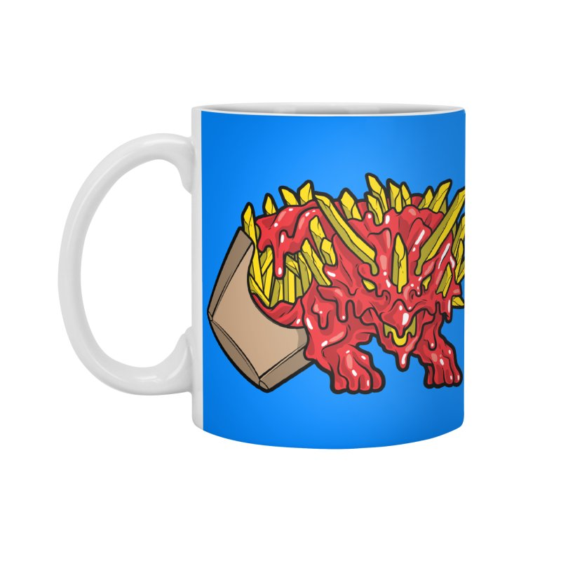 Fryceratops Accessories Mug by Anthony Petrie Print + Product Design