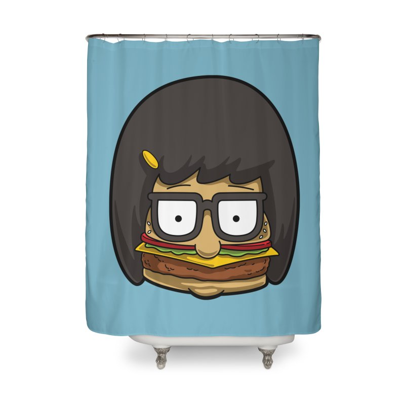 Buns Home Shower Curtain by Anthony Petrie