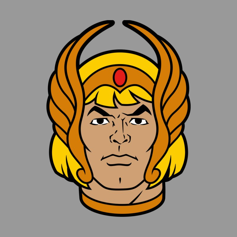 He-Ra by Anthony Petrie Print + Product Design