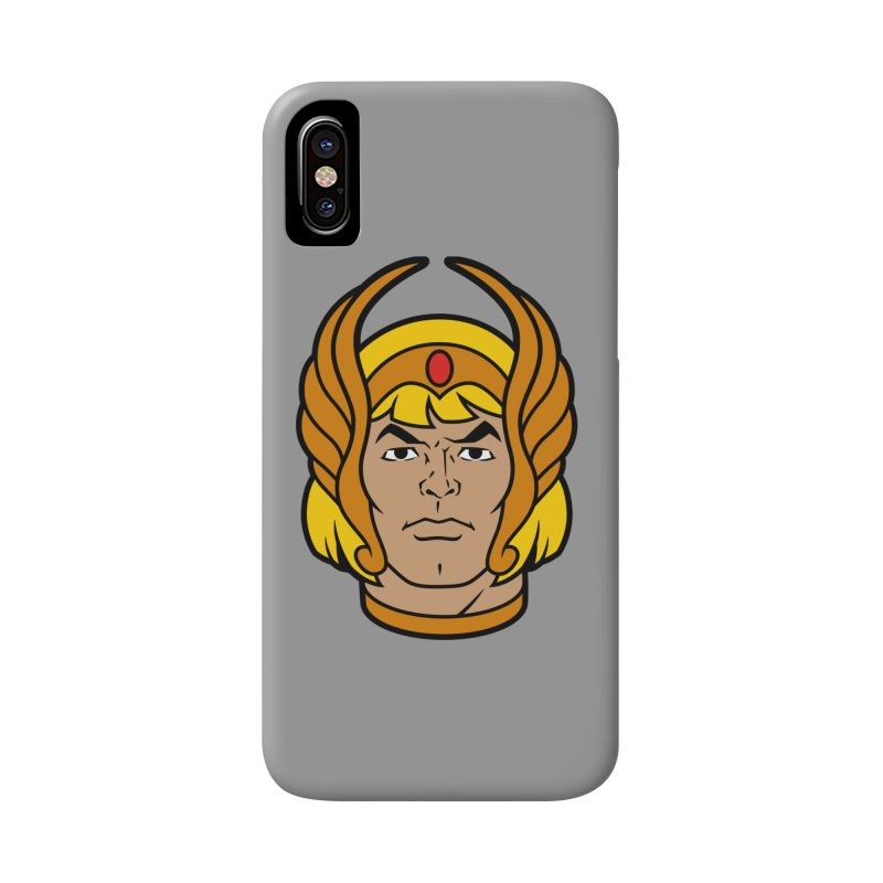 He-Ra Accessories Phone Case by Anthony Petrie Print + Product Design
