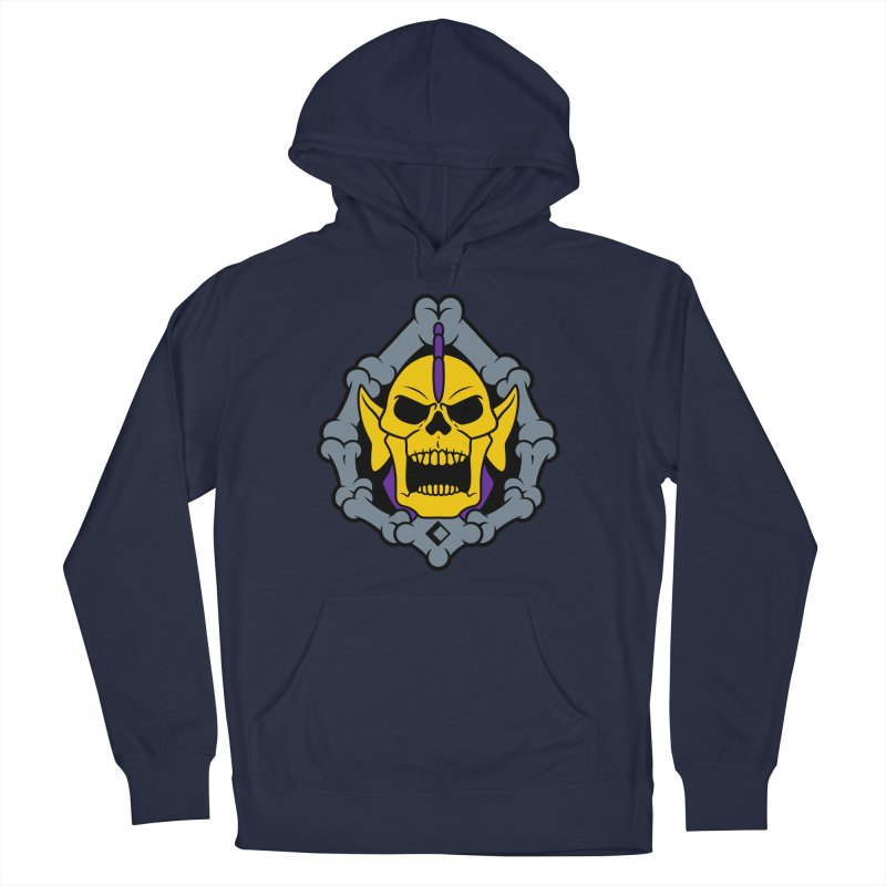 Skeldak Men's Pullover Hoody by Anthony Petrie Print + Product Design