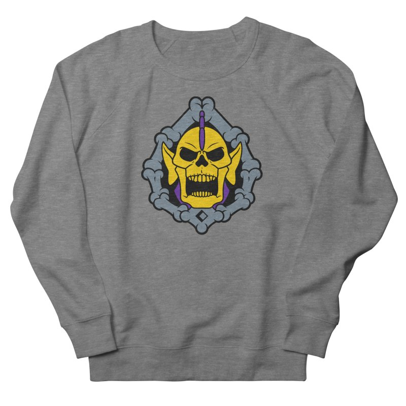 Skeldak Women's French Terry Sweatshirt by Anthony Petrie Print + Product Design