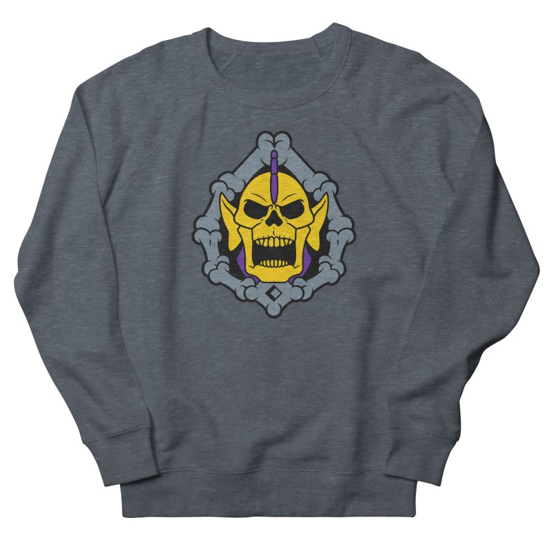Skeldak Men's French Terry Sweatshirt by Anthony Petrie Print + Product Design