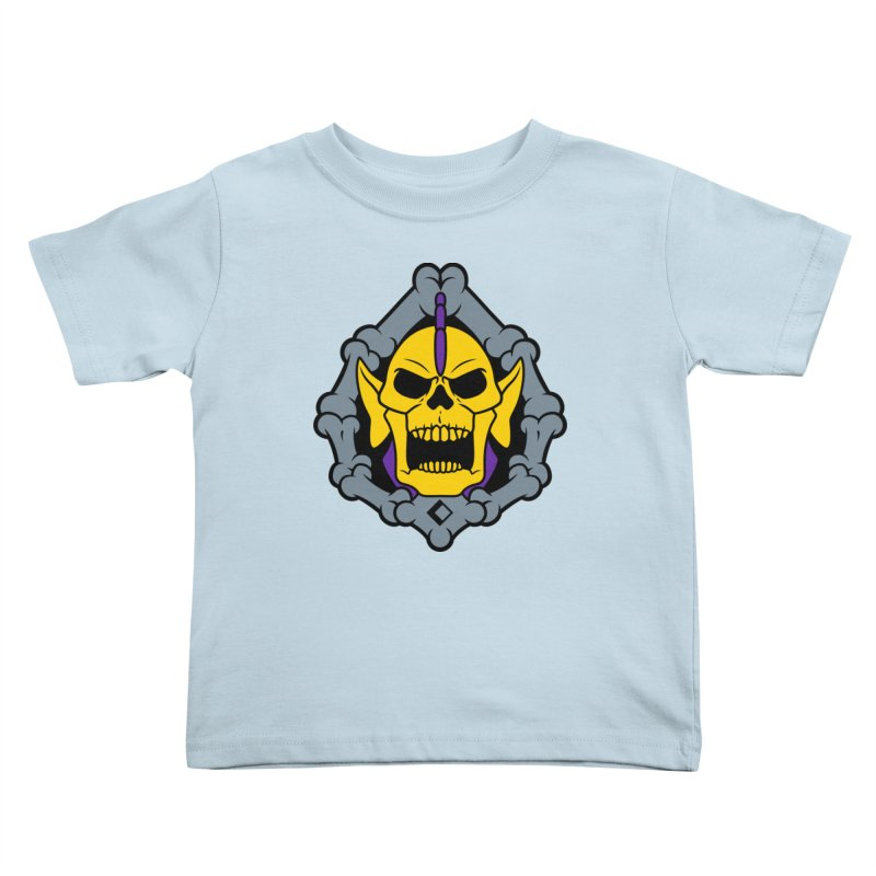 Skeldak Kids Toddler T-Shirt by Anthony Petrie Print + Product Design