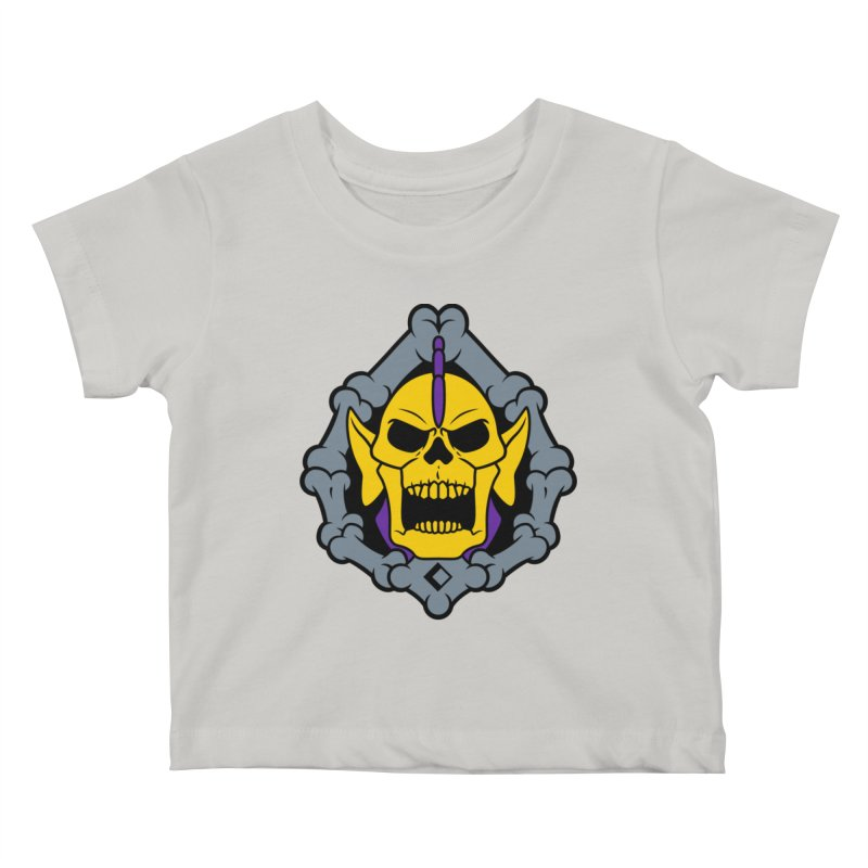 Skeldak Kids Baby T-Shirt by Anthony Petrie Print + Product Design