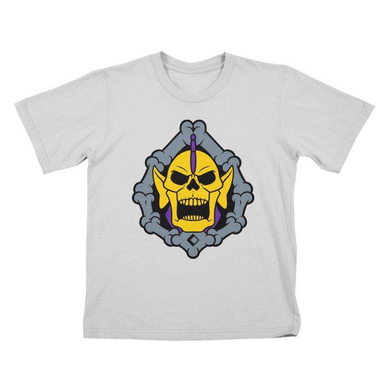 Skeldak Kids T-Shirt by Anthony Petrie Print + Product Design