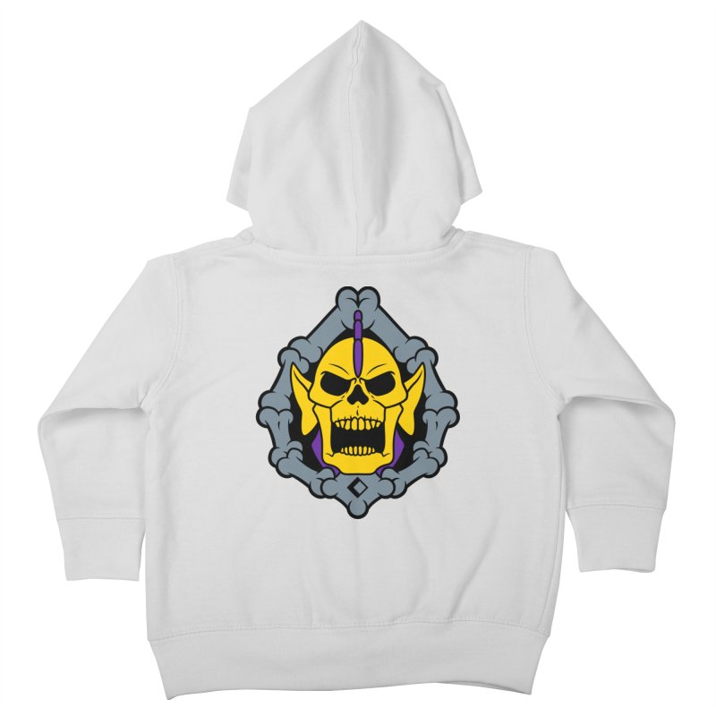 Skeldak Kids Toddler Zip-Up Hoody by Anthony Petrie Print + Product Design