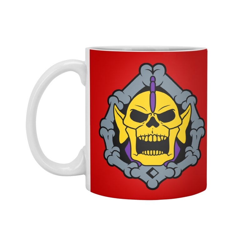 Skeldak Accessories Mug by Anthony Petrie Print + Product Design
