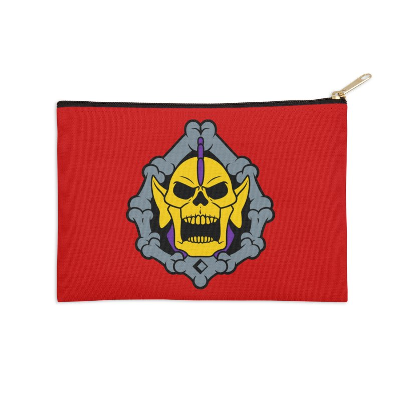Skeldak Accessories Zip Pouch by Anthony Petrie Print + Product Design