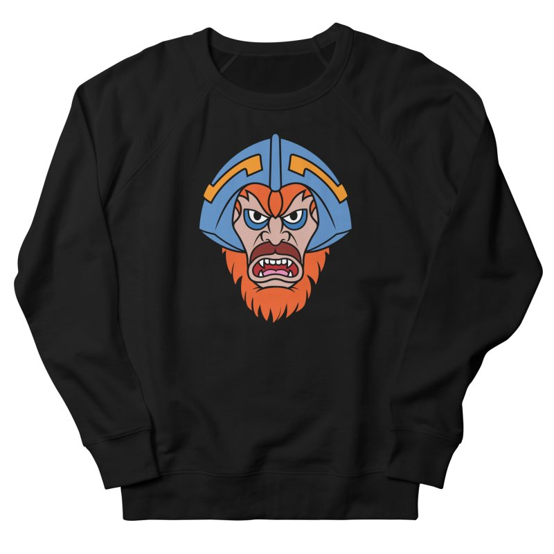 Beast Man-At-Arms Women's Sweatshirt by Anthony Petrie
