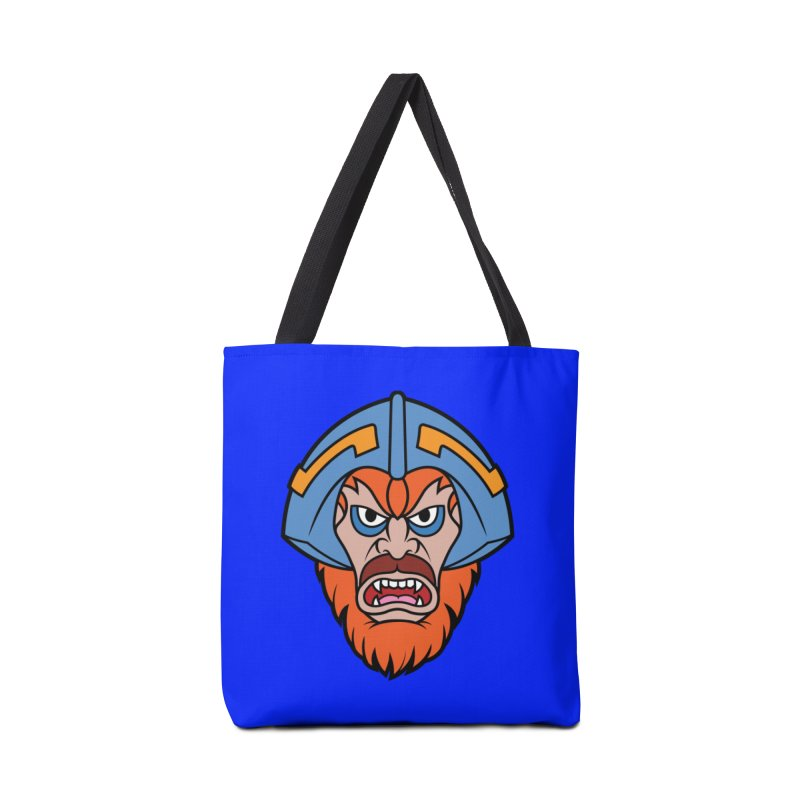 Beast Man-At-Arms Accessories Bag by Anthony Petrie Print + Product Design