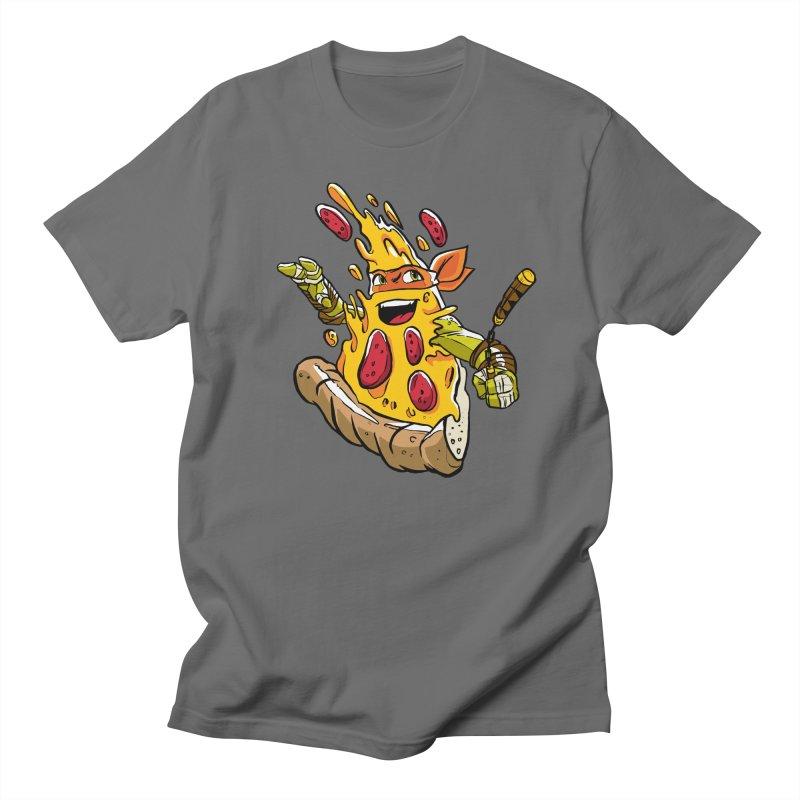 Pizzalangelo Men's T-Shirt by Anthony Petrie Print + Product Design