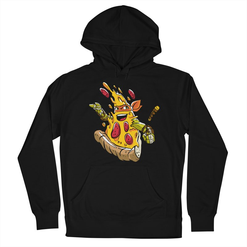 Pizzalangelo Women's Pullover Hoody by Anthony Petrie Print + Product Design
