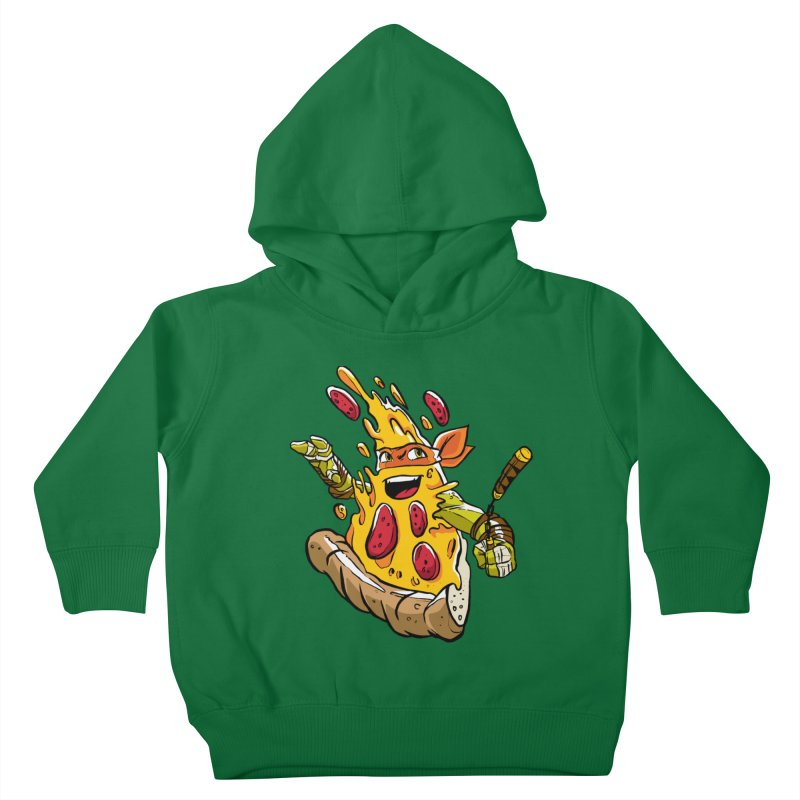 Pizzalangelo Kids Toddler Pullover Hoody by Anthony Petrie