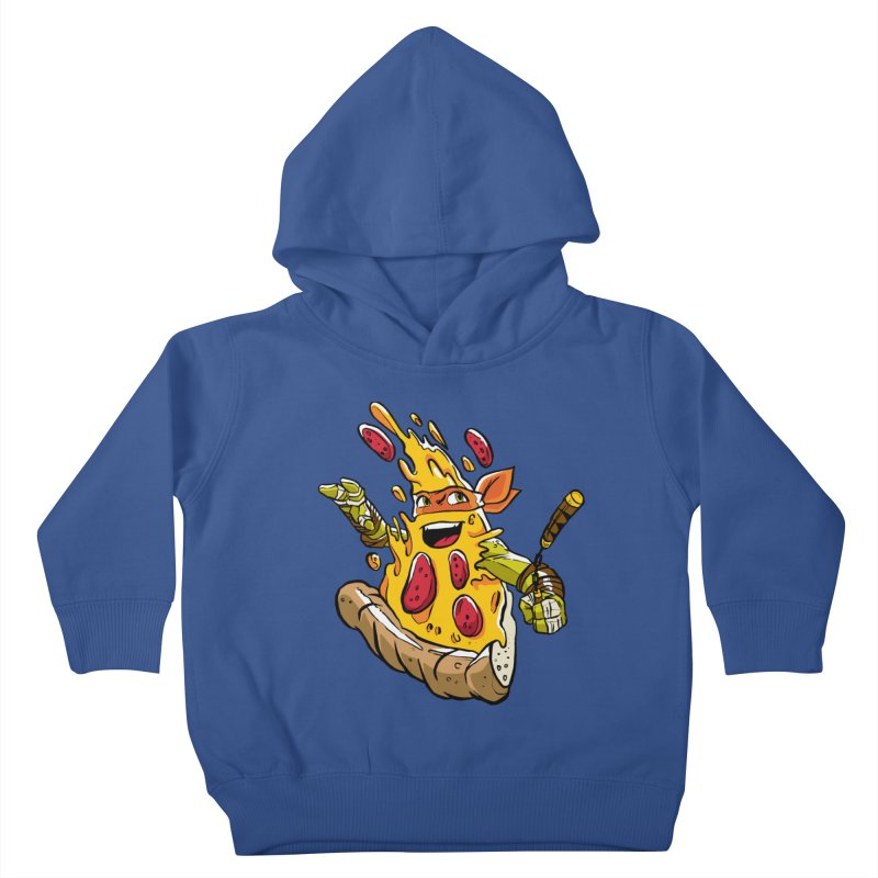 Pizzalangelo Kids Toddler Pullover Hoody by Anthony Petrie Print + Product Design