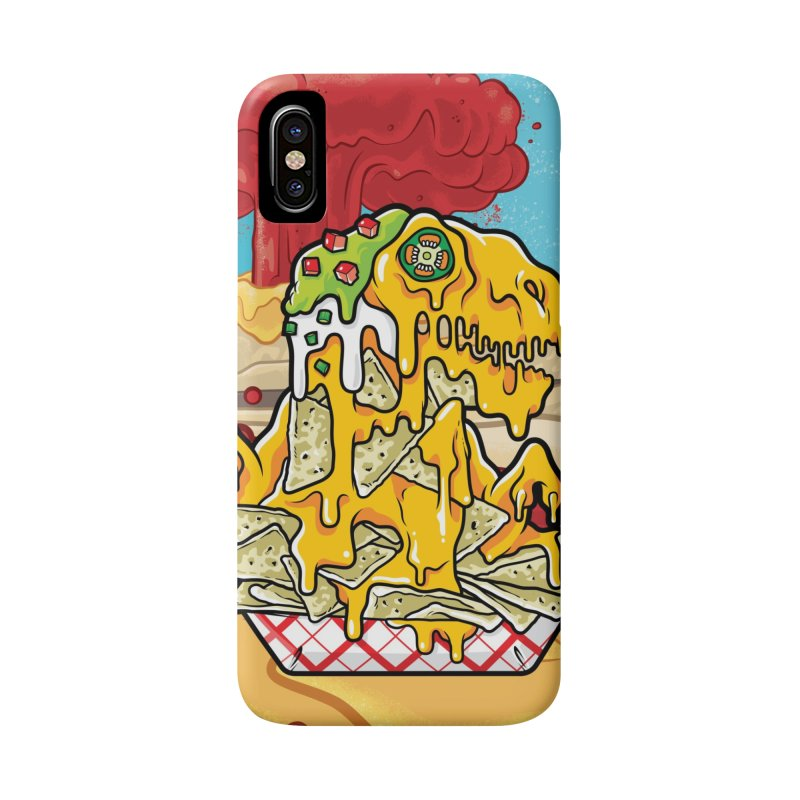 Nachosaurus Accessories Phone Case by Anthony Petrie Print + Product Design