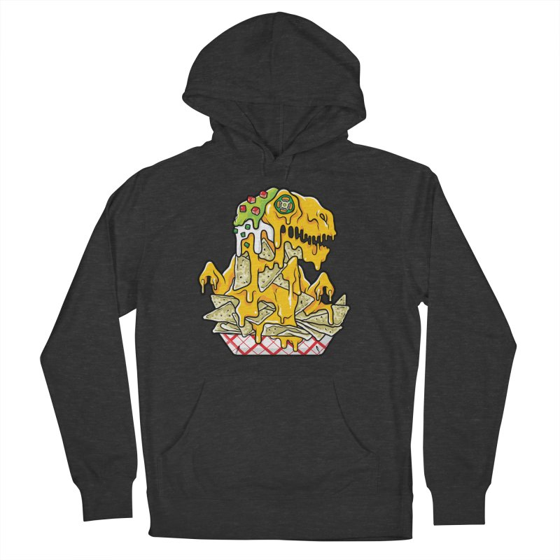 Nachosaurus Women's Pullover Hoody by Anthony Petrie Print + Product Design