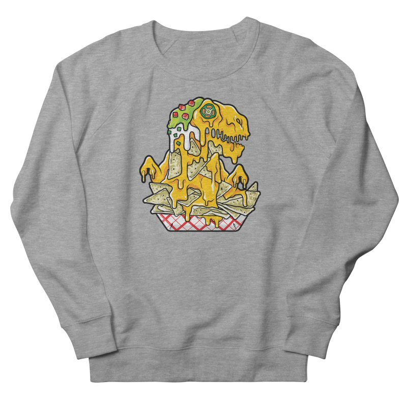 Nachosaurus Men's Sweatshirt by Anthony Petrie