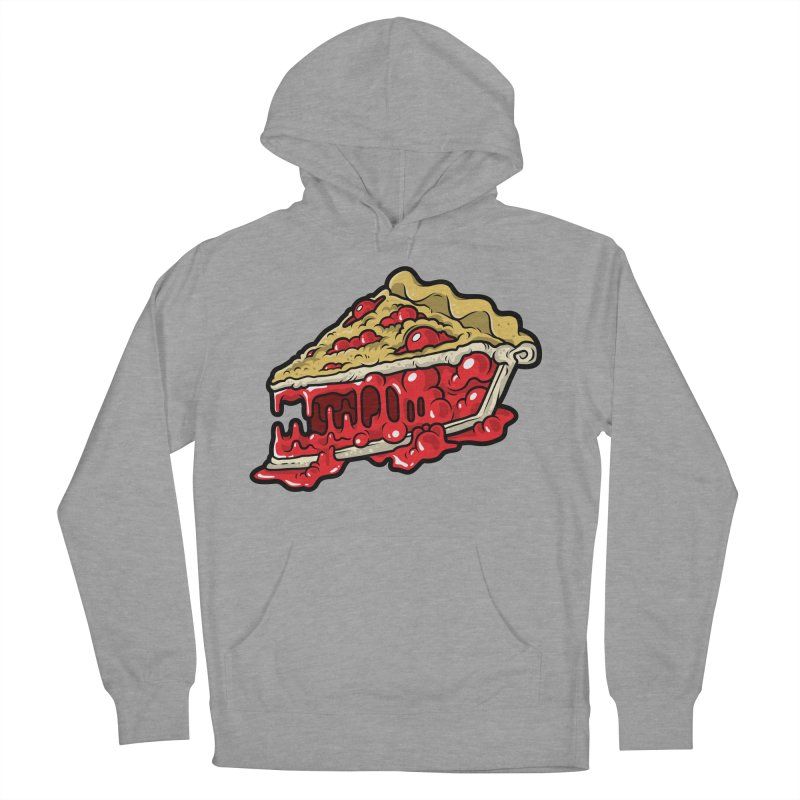 Cherry Croco-Pie-L Men's Pullover Hoody by Anthony Petrie
