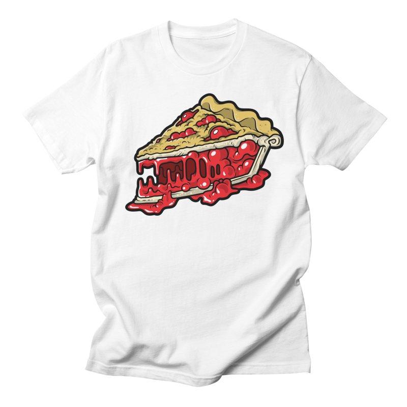 Cherry Croco-Pie-L Men's T-shirt by Anthony Petrie