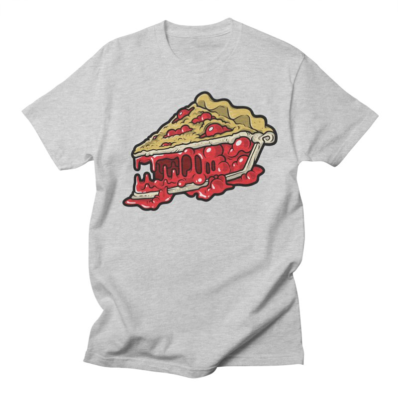 Cherry Croco-Pie-L Men's T-shirt by Anthony Petrie