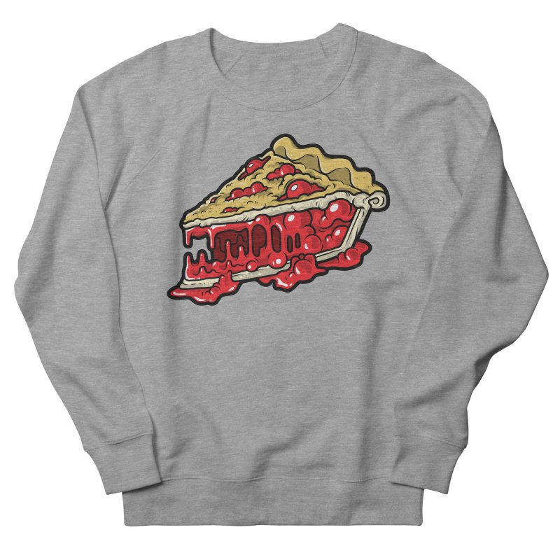 Cherry Croco-Pie-L Women's Sweatshirt by Anthony Petrie