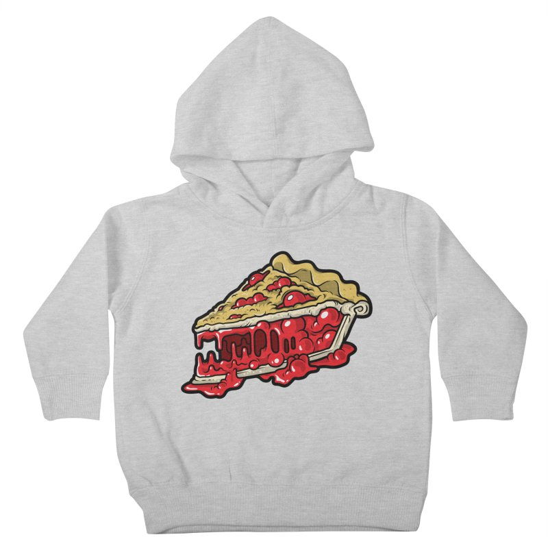 Cherry Croco-Pie-L Kids Toddler Pullover Hoody by Anthony Petrie