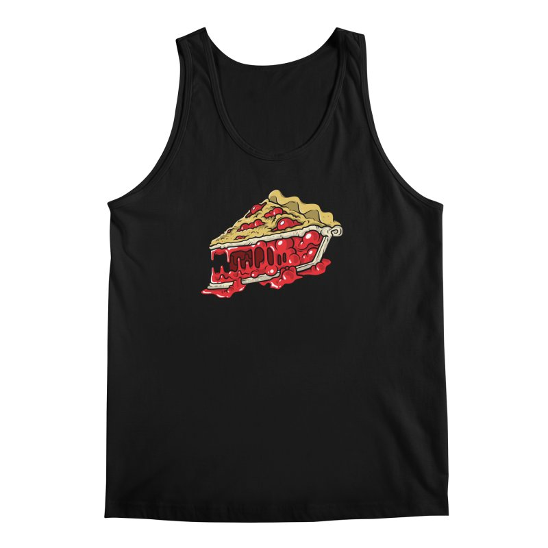 Cherry Croco-Pie-L Men's Regular Tank by Anthony Petrie Print + Product Design