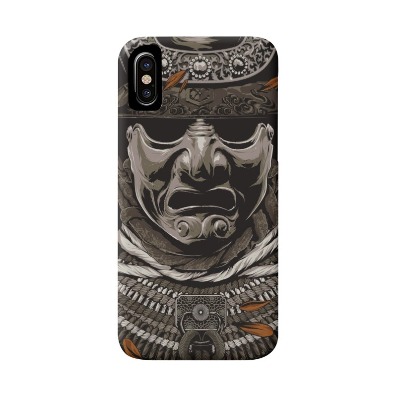 A Warrior's Dreams Part I: Armor Accessories Phone Case by Anthony Petrie Print + Product Design