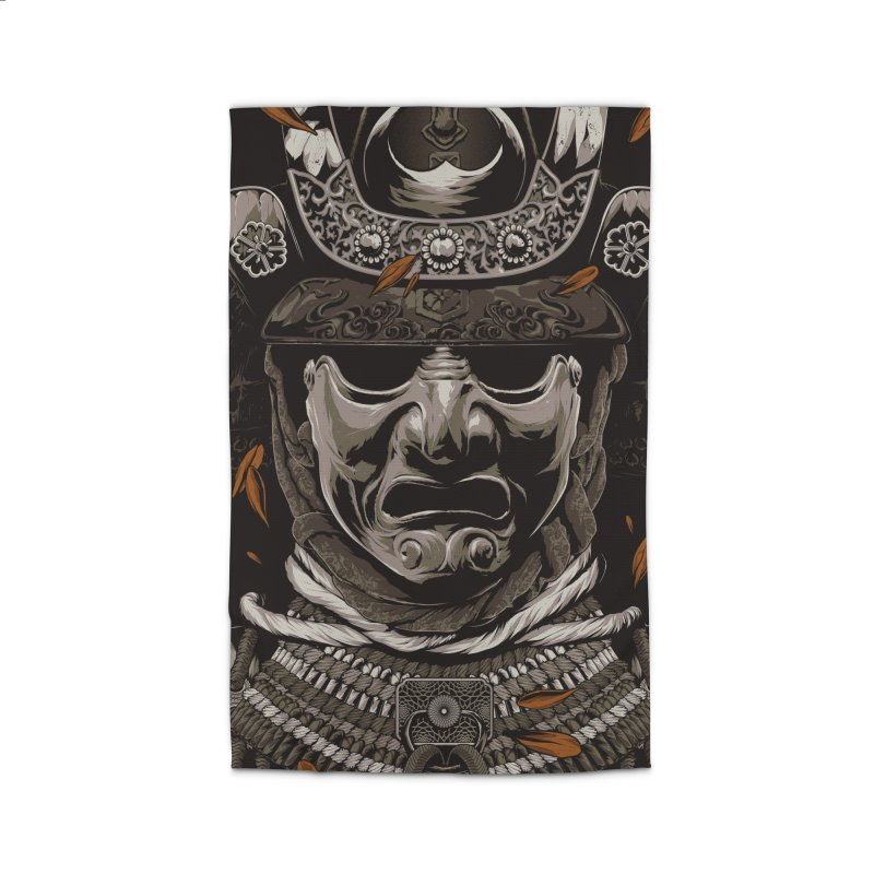 A Warrior's Dreams Part I: Armor Home Rug by Anthony Petrie Print + Product Design