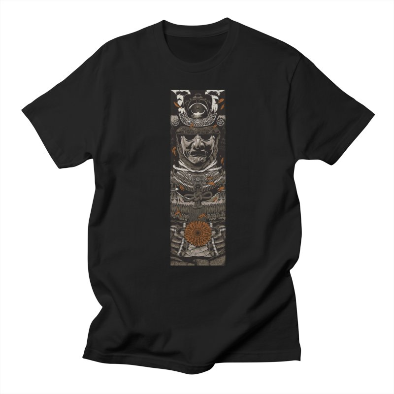 A Warrior's Dreams Part I: Armor Men's Regular T-Shirt by Anthony Petrie Print + Product Design