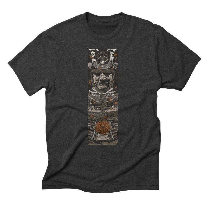 A Warrior's Dreams Part I: Armor Men's Triblend T-Shirt by Anthony Petrie Print + Product Design