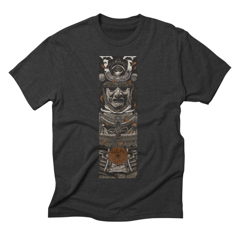 A Warrior's Dreams Part I: Armor Men's Triblend T-shirt by Anthony Petrie