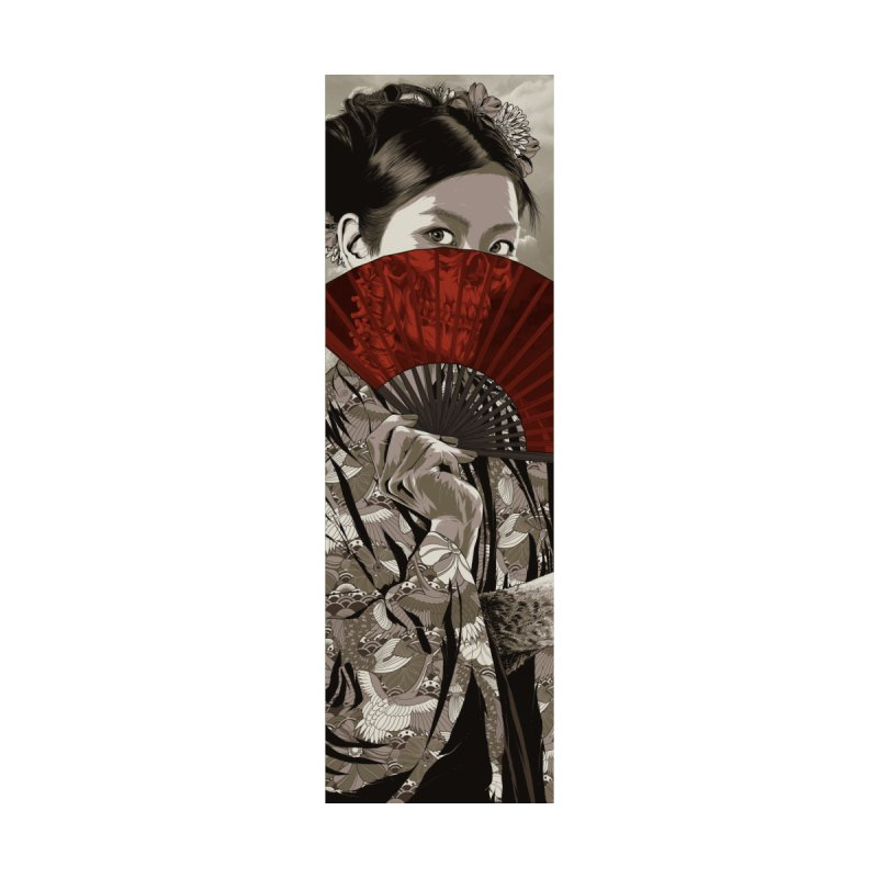 A Warrior's Dreams Part IV: Geisha by Anthony Petrie