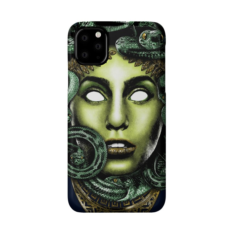 Medusa Accessories Phone Case by Anthony Petrie Print + Product Design