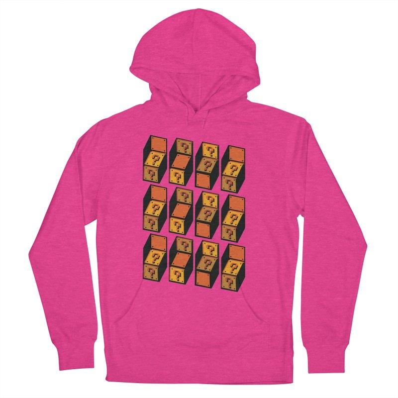 Optibox Women's Pullover Hoody by zombiemedia's Artist Shop