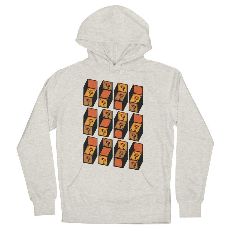 Optibox Men's Pullover Hoody by zombiemedia's Artist Shop