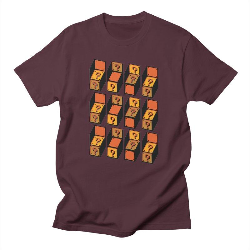 Optibox Women's Unisex T-Shirt by zombiemedia's Artist Shop