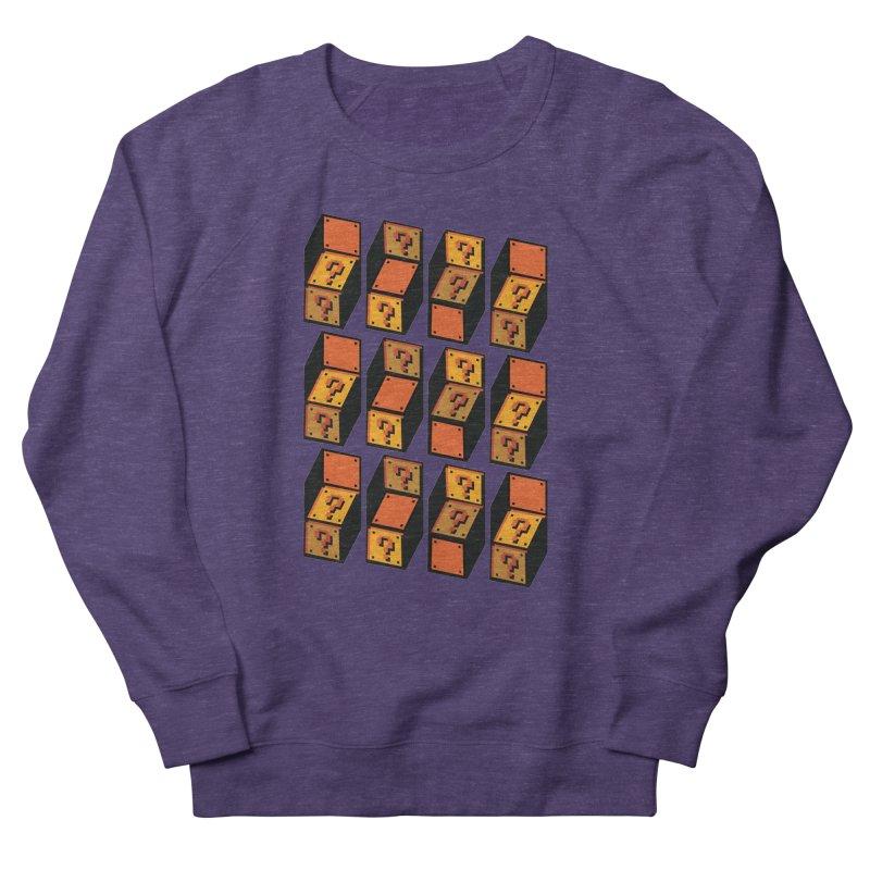 Optibox Men's Sweatshirt by zombiemedia's Artist Shop