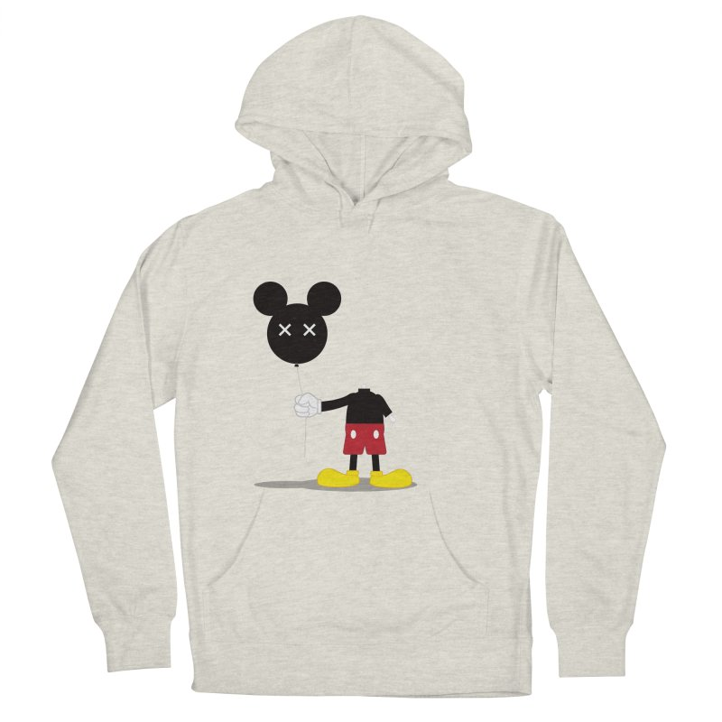 Don't Lose Your Head Men's Pullover Hoody by Numb Skull