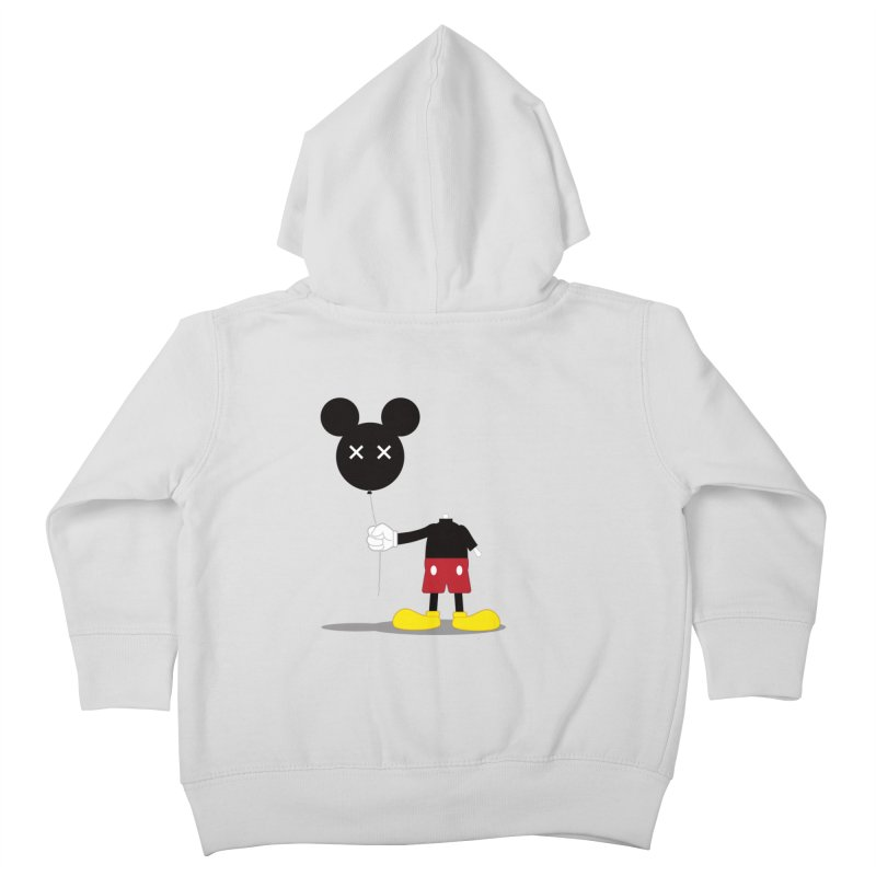 Don't Lose Your Head Kids Toddler Zip-Up Hoody by Numb Skull