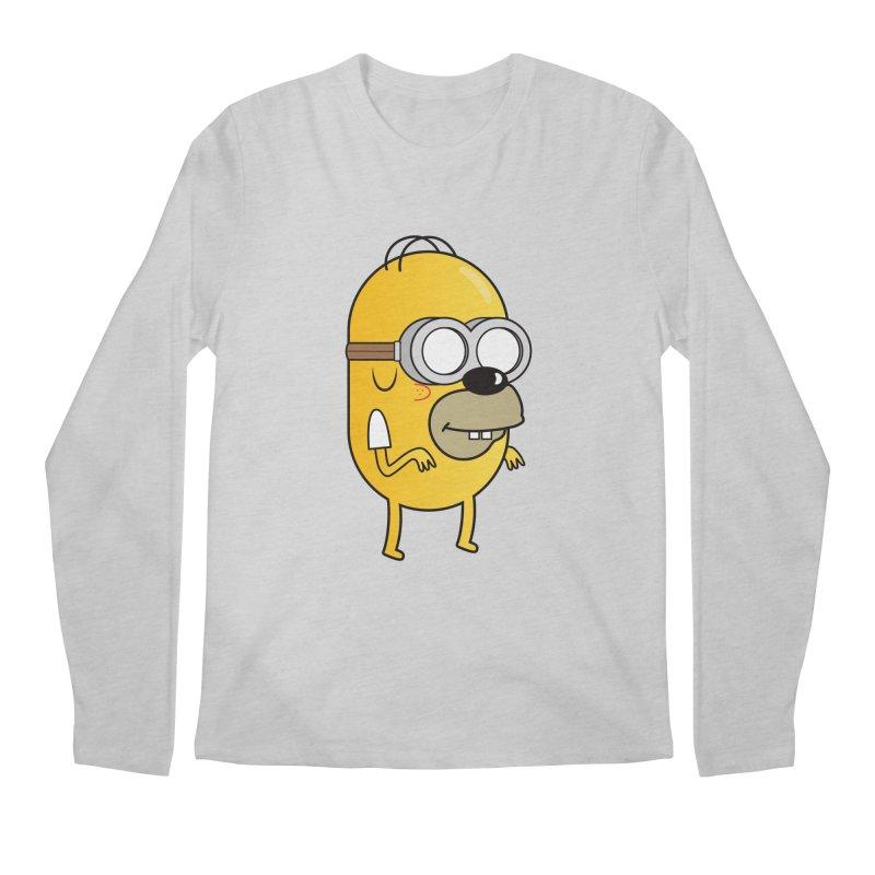 Hybrid Men's Longsleeve T-Shirt by Numb Skull