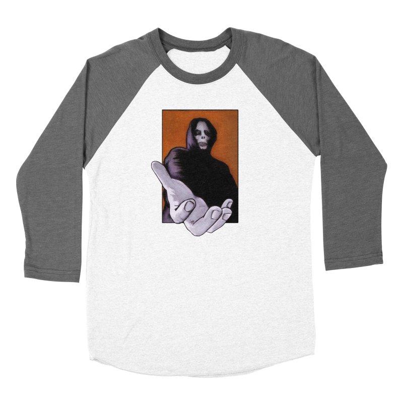 Death Goes In Fear Of What It Cannot Be Women's Longsleeve T-Shirt by Zombie Rust's Artist Shop