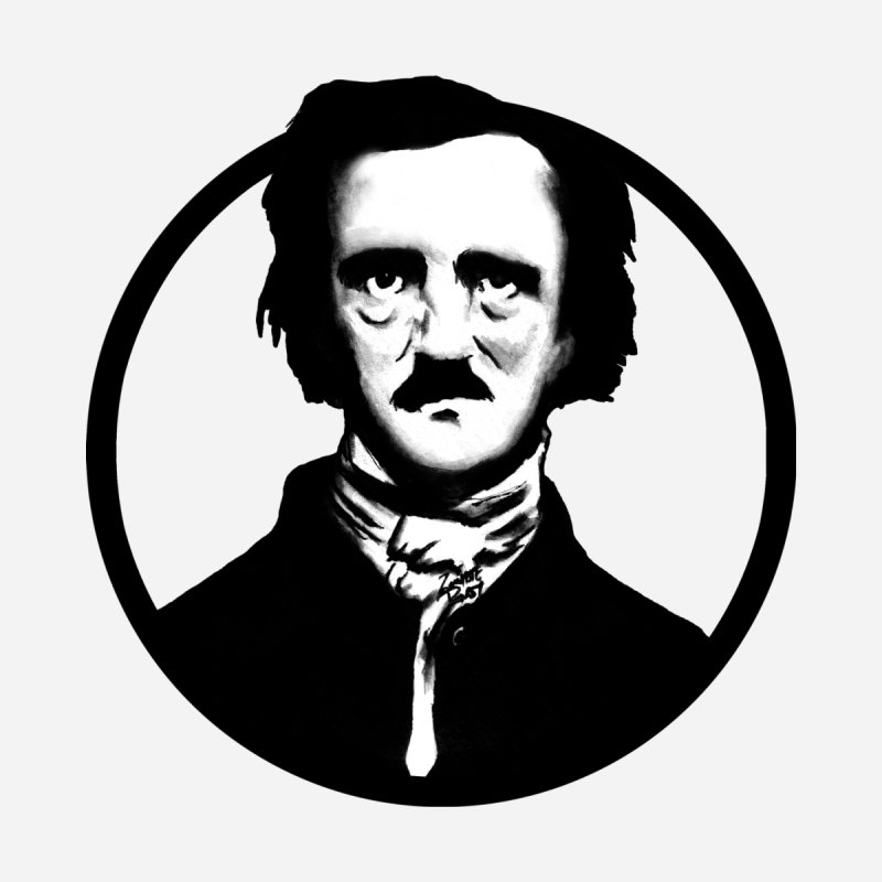 Poe   by Zombie Rust's Artist Shop